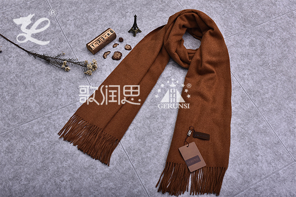 300 grams of flowers(Caramel fashion simple wild scarf)
